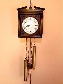 Detalle Reloj de Pared