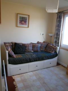 Bedroom Downstairs (can be used either as double or single)