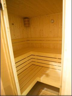 Sauna onsite