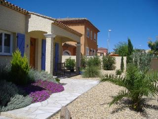 Holiday home in Portiragnes village, near Beziers