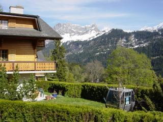 Winter or Summer, ski time and sunshine, family..., Villars-sur-Ollon