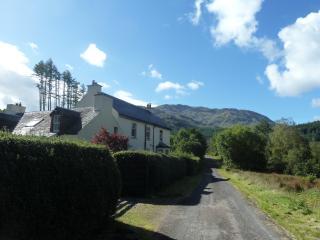 Glenhurich Lodge, Strontian