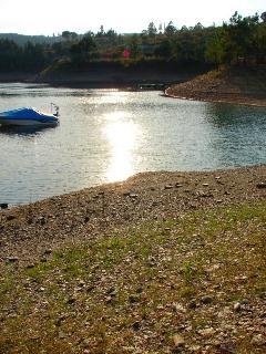 fluvial beach
