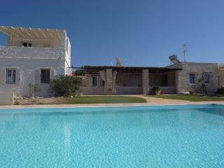 Villa Naousa with private pool