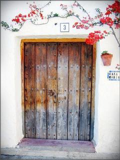 Morisca Front Door