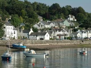 Kippford village