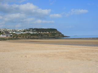 Beautiful beaches on the doorstep and wonderful coastal walks