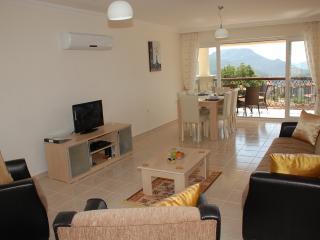 Lounge, Dining room & Balcony
