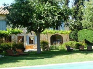 Mas en Provence avec piscine, Molleges