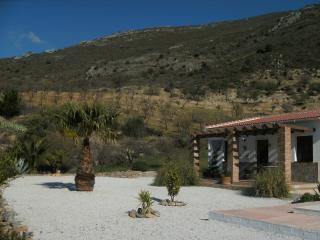 Two bedroom villa with pool and great views, Alcaucin