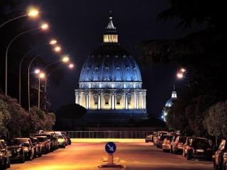 View of S.PETER  - Luxury House, Rome