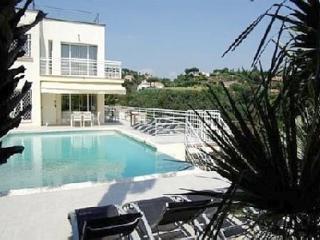 Villa Alamp, Golfe-Juan Vallauris