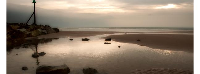Dinas Dinlle Blue Flag Beach