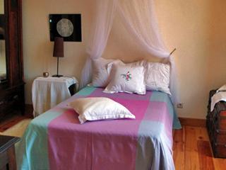 De master bedroom - en suite badkamer met jacuzzi