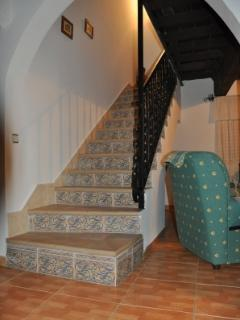casa-apartamento para 4 o 5 personas(c/ancha)