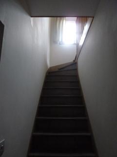 Original farm house stone stairs