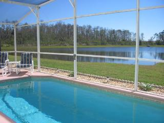 Disney Lakeside Villa with WiFi and a Pool, Kissimmee
