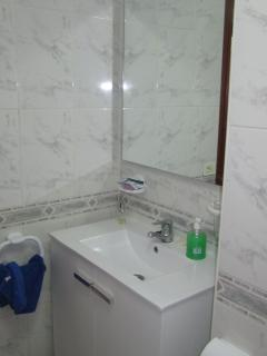 Bathroom with Vanity unit