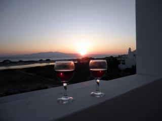 Sunset Apartment, Naxos Town