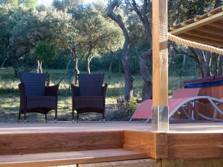 Gite La Palou with private Jacuzzi near AVIGNON