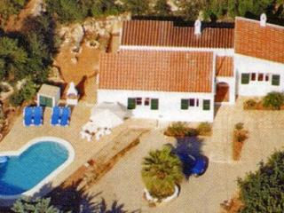 Stunning Menorca Holiday Villa with Private Pool.