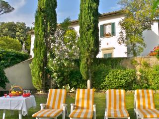 Idyllic Tuscan villa with annexes, outdoor pool an