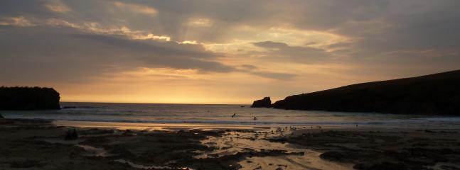 North Cornwall Sunset