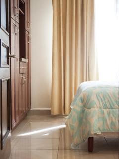 Troisième chambre avec lit double