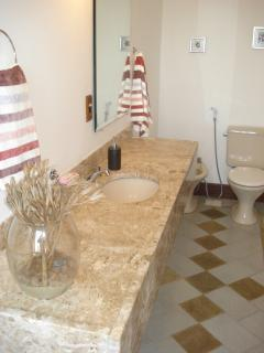 Bathroom of Suite 4