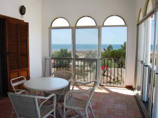 The first floor verandah