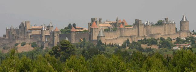 La Cité de Carcassonne - World Heritage Site