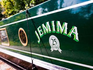 Kate Boats: Jemima, Warwick