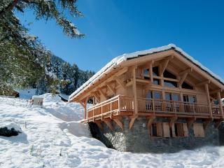 Chalet Lauren, a luxurious contemporary chalet, Nendaz