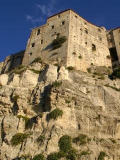 Historic centre of Tropea.