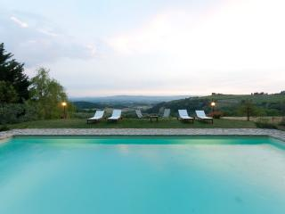 Tuscany Villa to Rent - La Novizia
