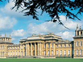 Blenheim Palace is well worth a visit and only 25 minutes' drive away