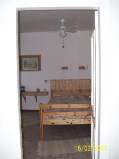 Cottage's bedroom