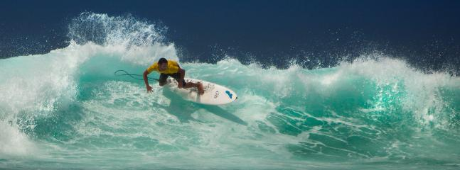 Mirissa is one of Sri Lanka's best surfing spots