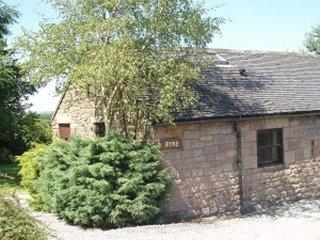 The Byre, vacation rental in Rowsley