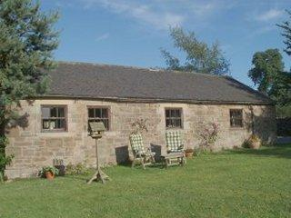 The Byre from the Garden
