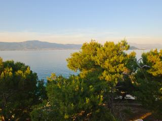 Apartment Domic - directly by the beach, Trogir