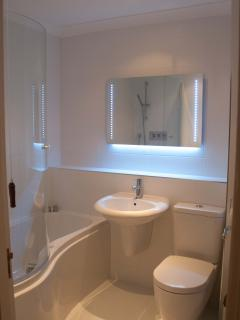 Newly Refurbished Main Luxury Bathroom
