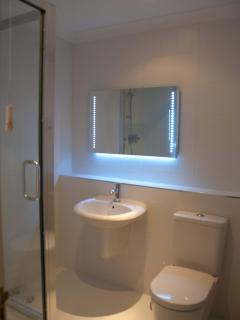 Newly Refurbished Luxury Shower Room