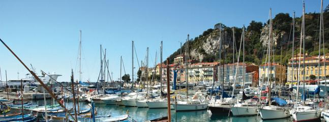 Port de Nice : 50 meters from the apartment