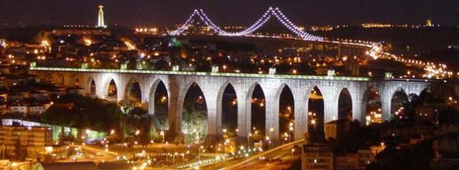 Night view of Lisbon