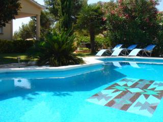 Fantastic villa, seaview&pool, Santa Susanna