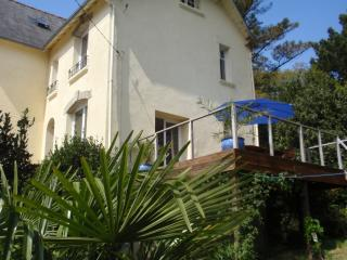 Gwel Caer - wonderful sea views 20% ferry discount Nr Crozon, Landevennec