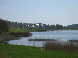 5 Star Lough Erne Golf Resort Hotel  - 3 minute walk along drive from house