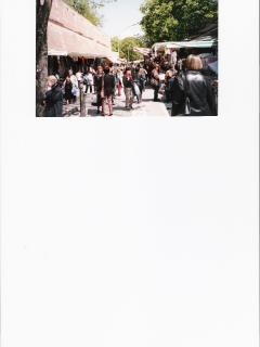 Market day in Siena