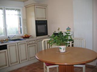 La Briqueterie kitchen